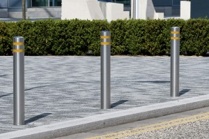 3 Benefits of Bollards