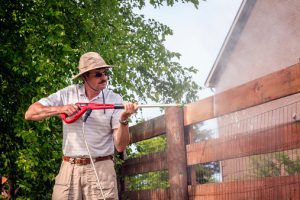 fence maintenance hercules high security
