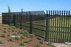 ornamental fencing hercules high security