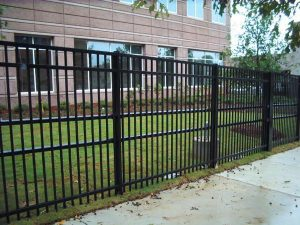 aluminum fencing for commercial properties