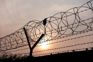 razor wire anti-climb fencing