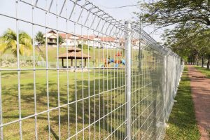 3 Advantages Of Installing A Perimeter Security Gate